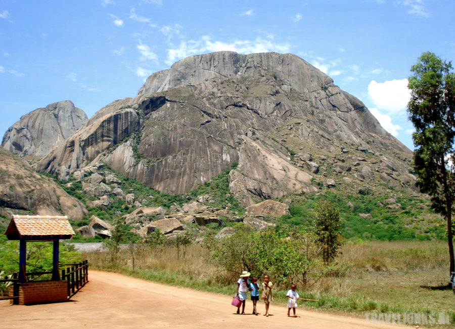 Ingang Anja Reserve