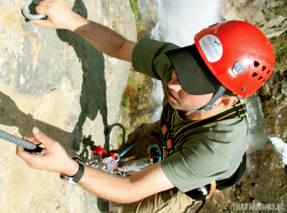 Klettersteigen Oostenrijk : Klettersteigen in de oostenrijkse alpen traveljunks reis
