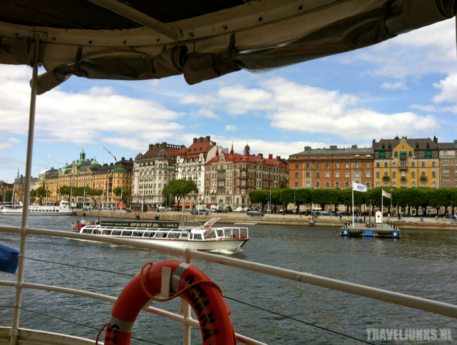 Stockholm boottocht