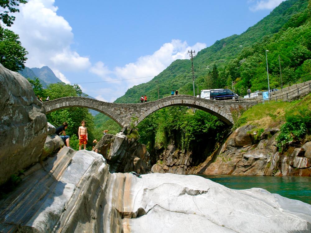 Ponte dei Salti brug