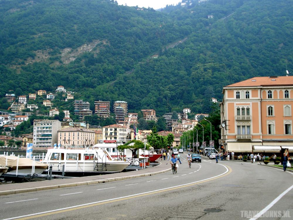 Como boulevard