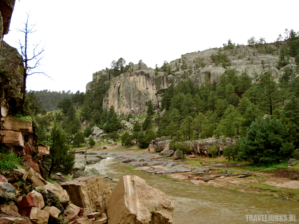 Copper Canyon rivier