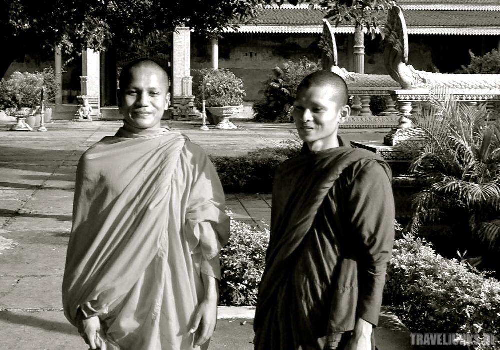 Cambodja Monnik Lily