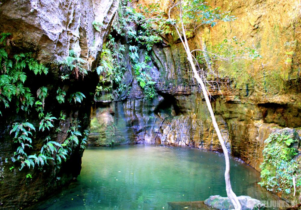 Isalo Groen meer
