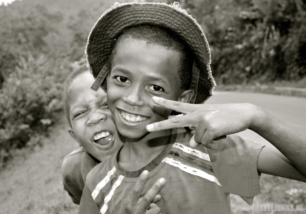 Kids Ranomafana