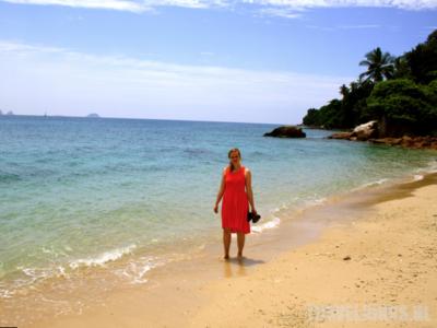 Mariska in Thailand