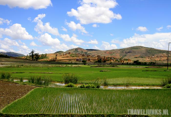 Panorama Madagaskar