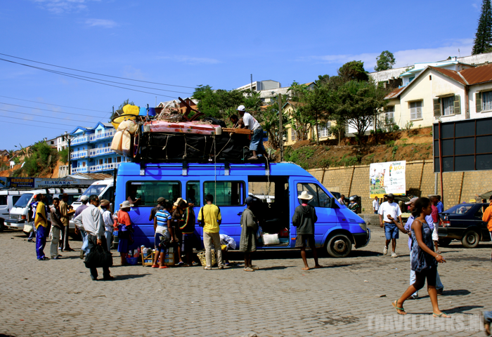 Taxi Brousse Madagaskar