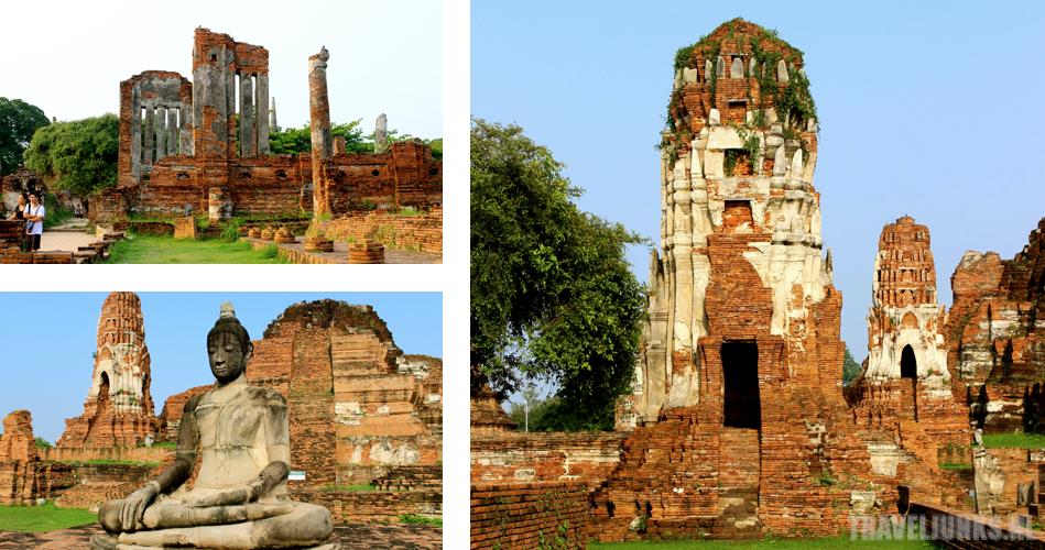 Ayutthaya postkaart 03