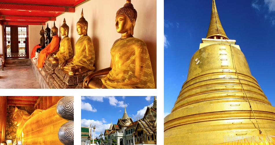 Bangkok postkaart 01