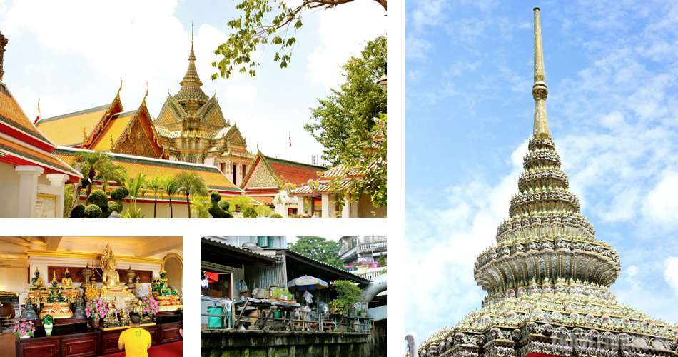 Bangkok postkaart 02