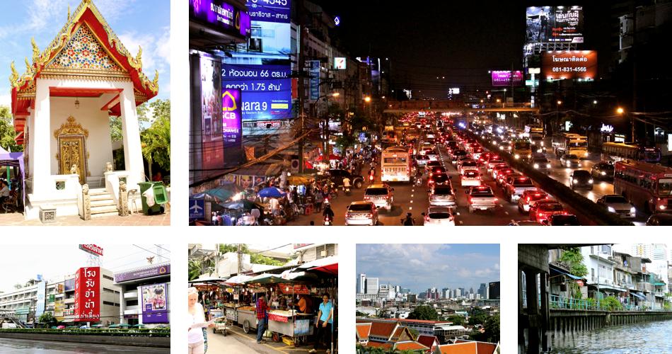 Bangkok postkaart 03