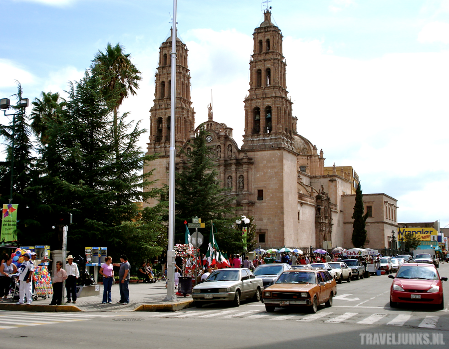 Chihuahua Kathedraal