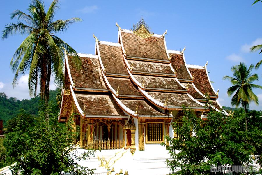 Luang Prabang Wat Ho Pha Bang