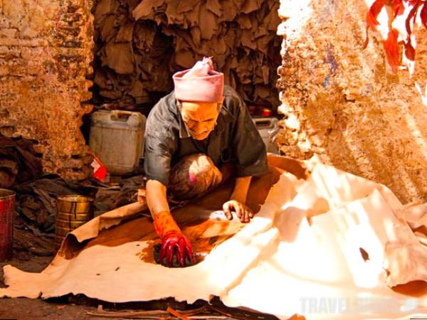 Marokko Leerlooier Fes