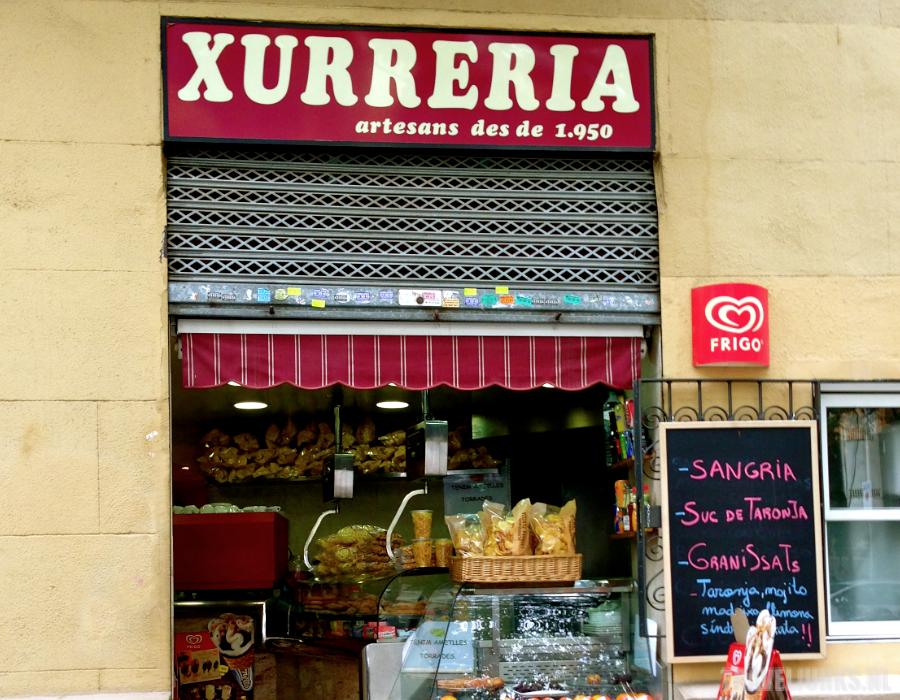 Barcelona Xurreria