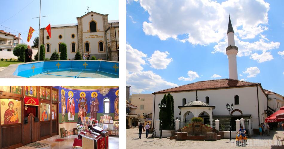Macedonie kerken