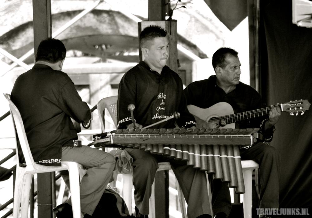 Nicaragua band
