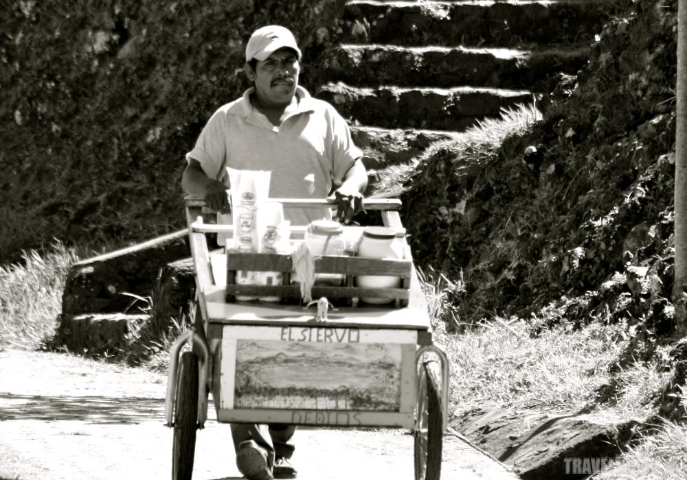 Nicaragua churros