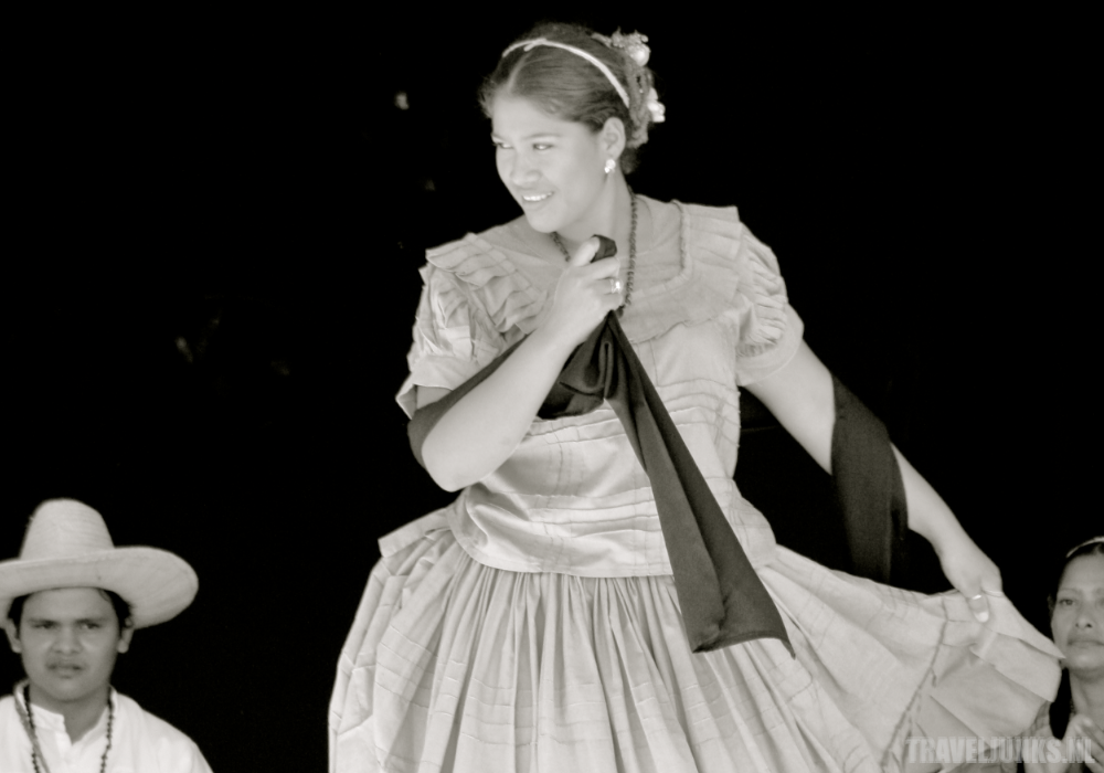 Nicaragua danseres