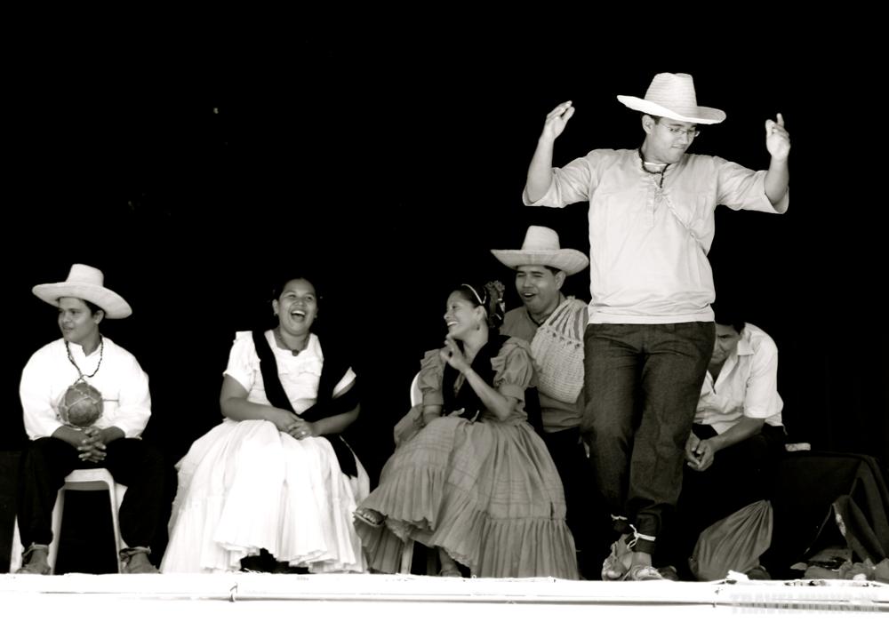 Nicaragua dansgroep