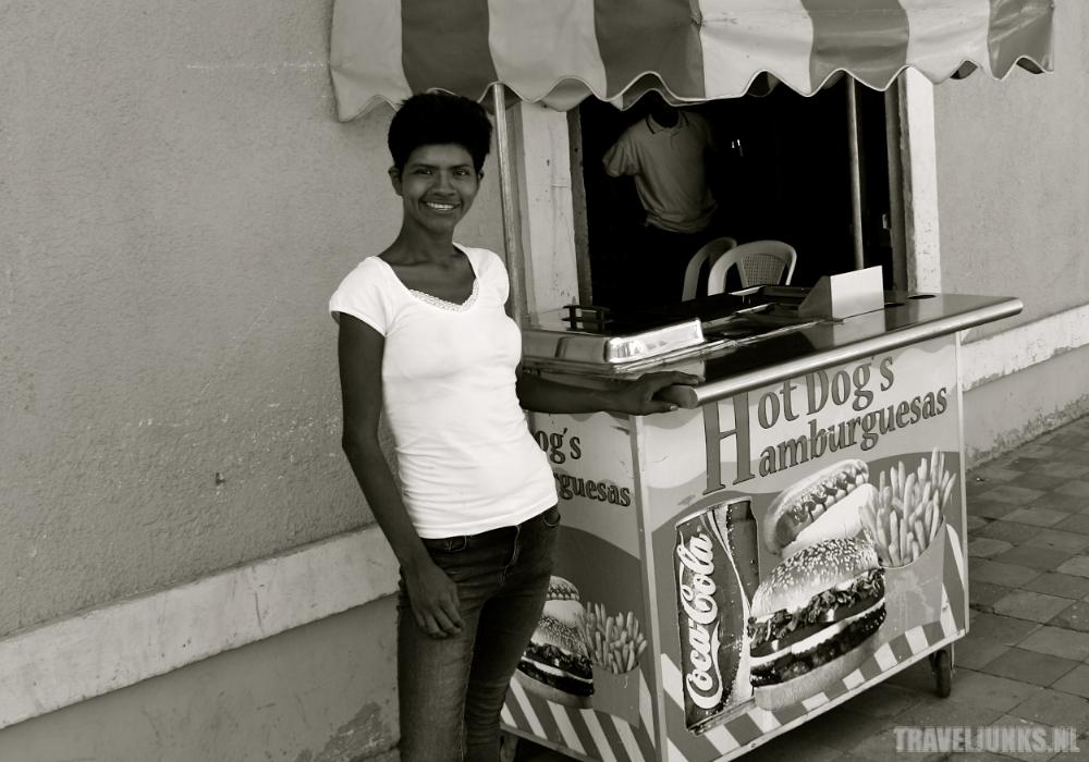 Nicaragua hot dogs