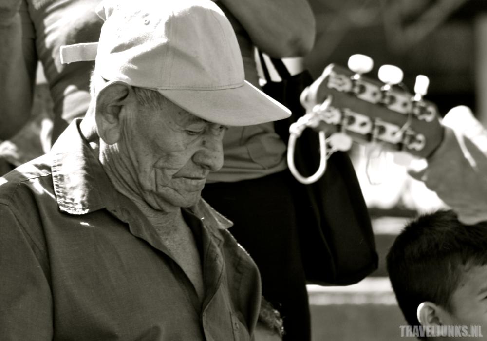 Nicaragua muzikant