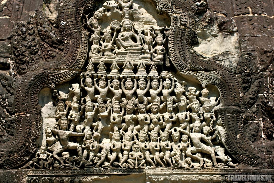 Angkor deurstijl