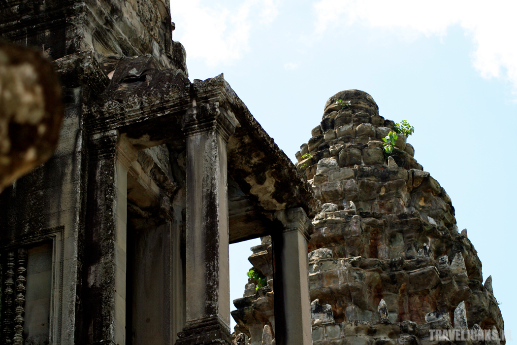 Angkor toren