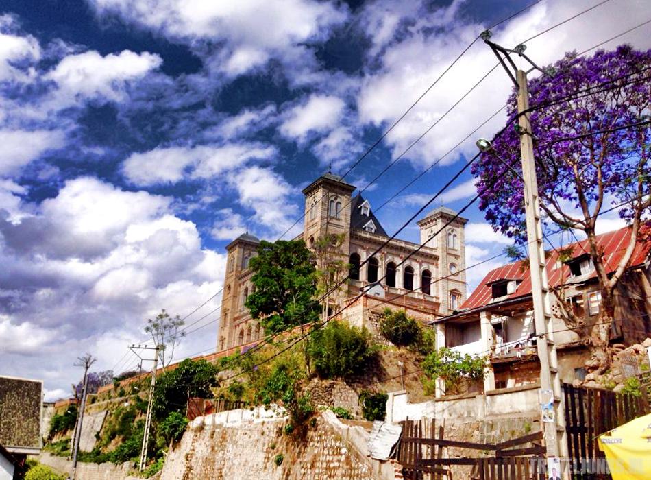 Antananarivo Rova paleis