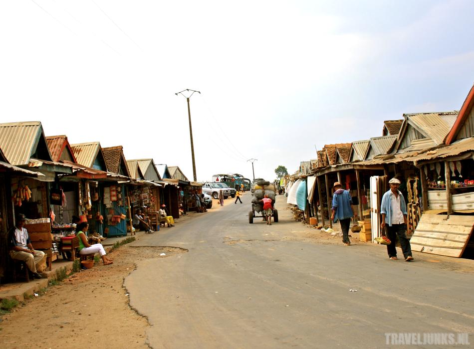 Antananarivo souvenirs