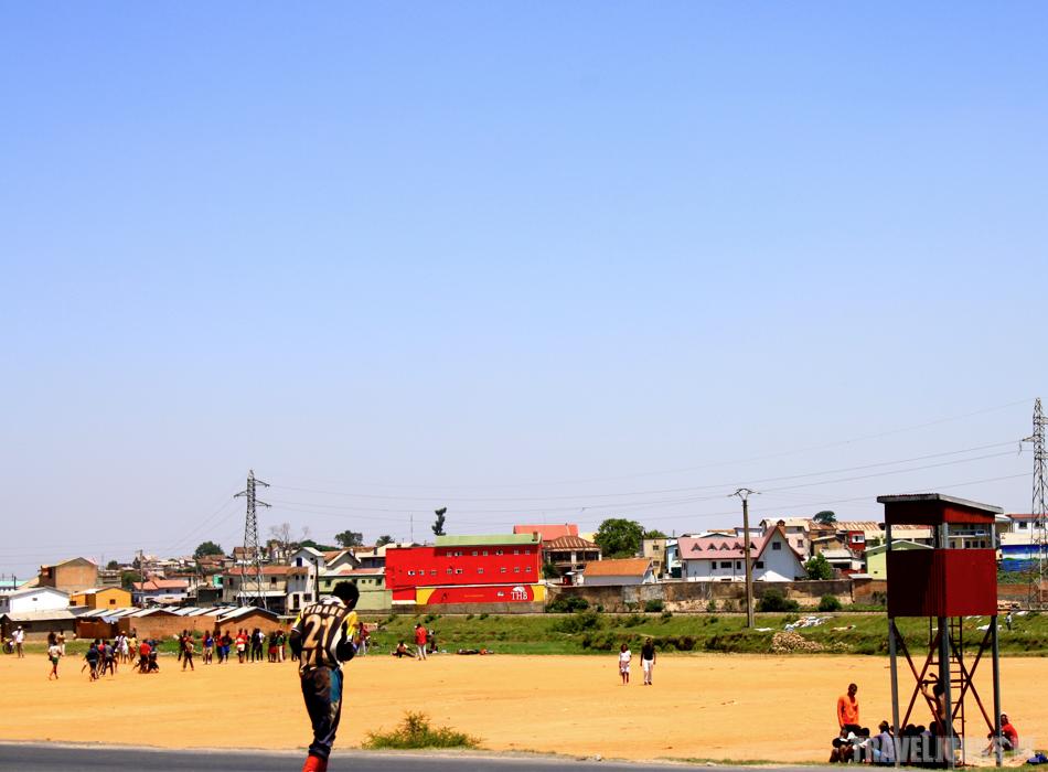 Antananarivo voetbalveld