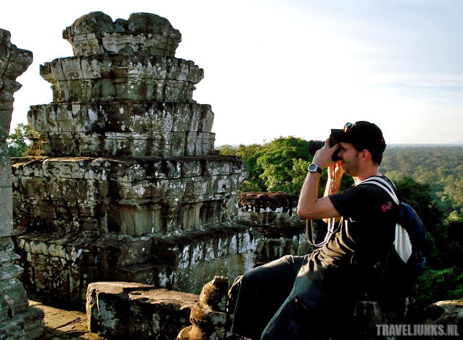 Fotograferen Angkor