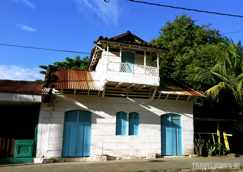 Isla de Ometepe huis