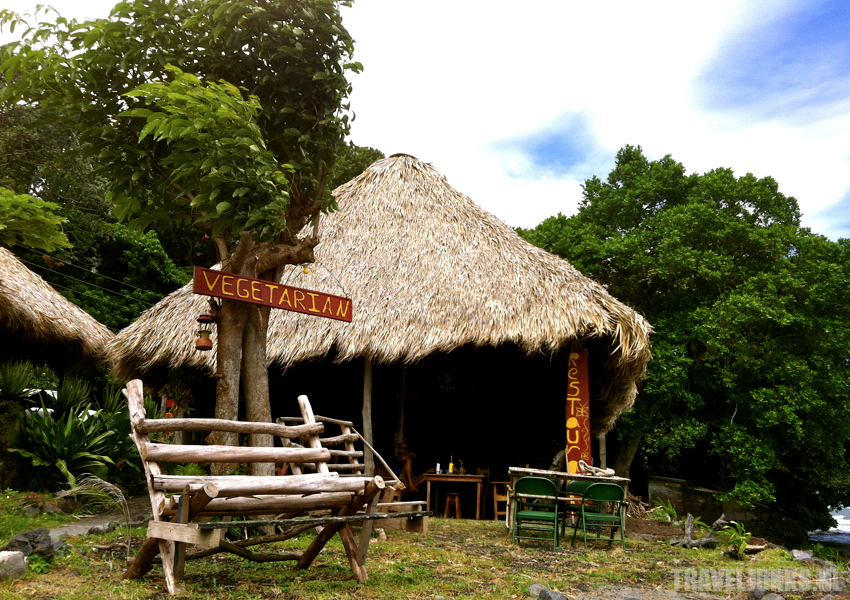 Isla de Ometepe juice bar