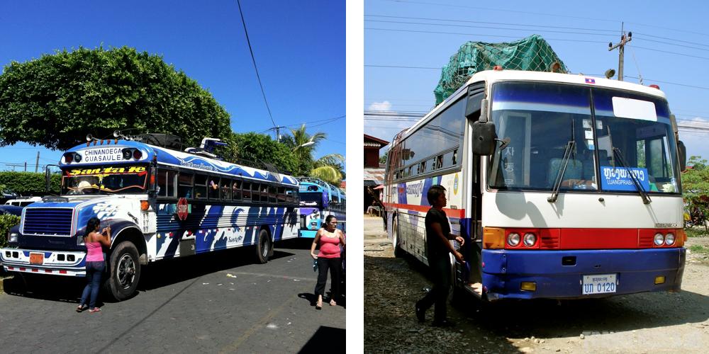 Azie vs Amerika vervoer