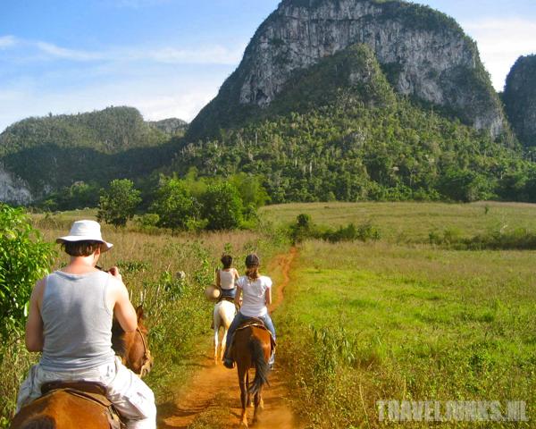 Cuba Paardrijden