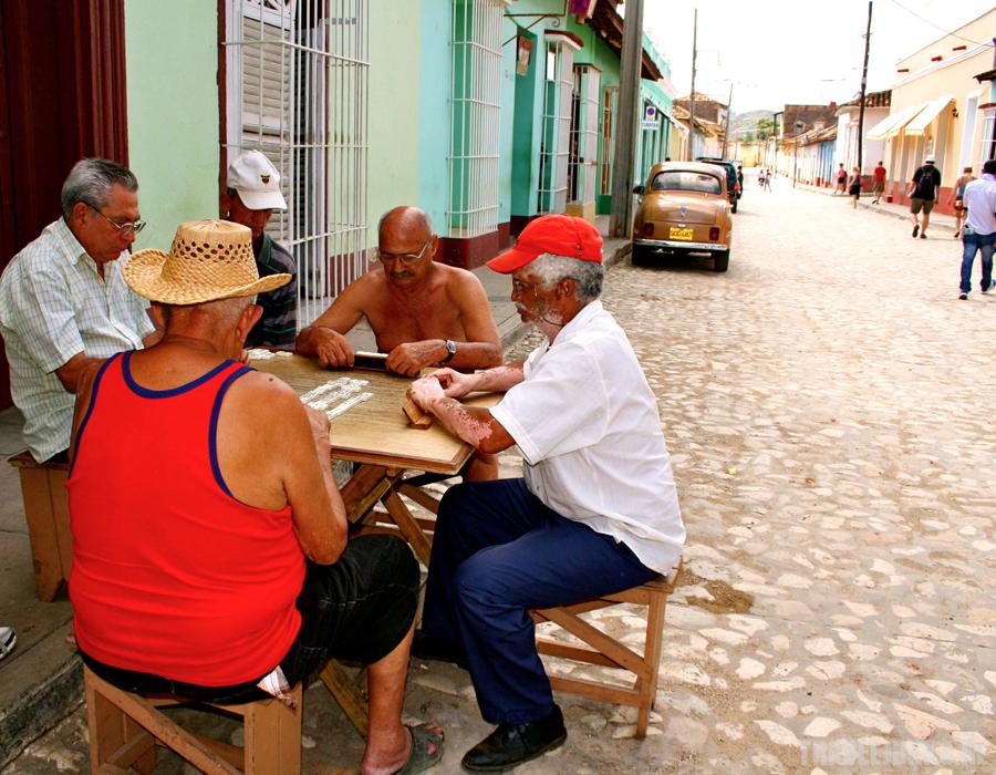Cuba straatbeeld