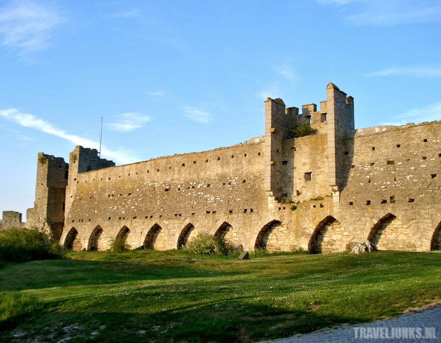 Visby stadsmuur