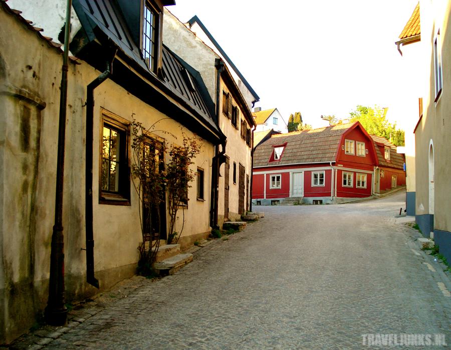 Visby straat