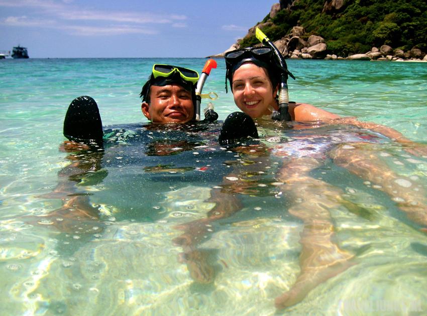 Thailand snorkelen