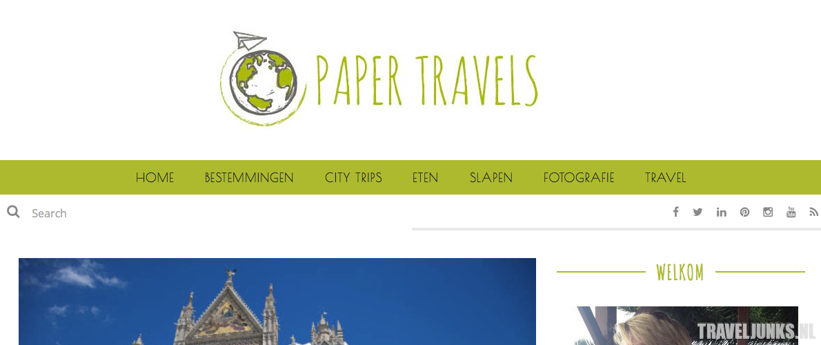 papertravels