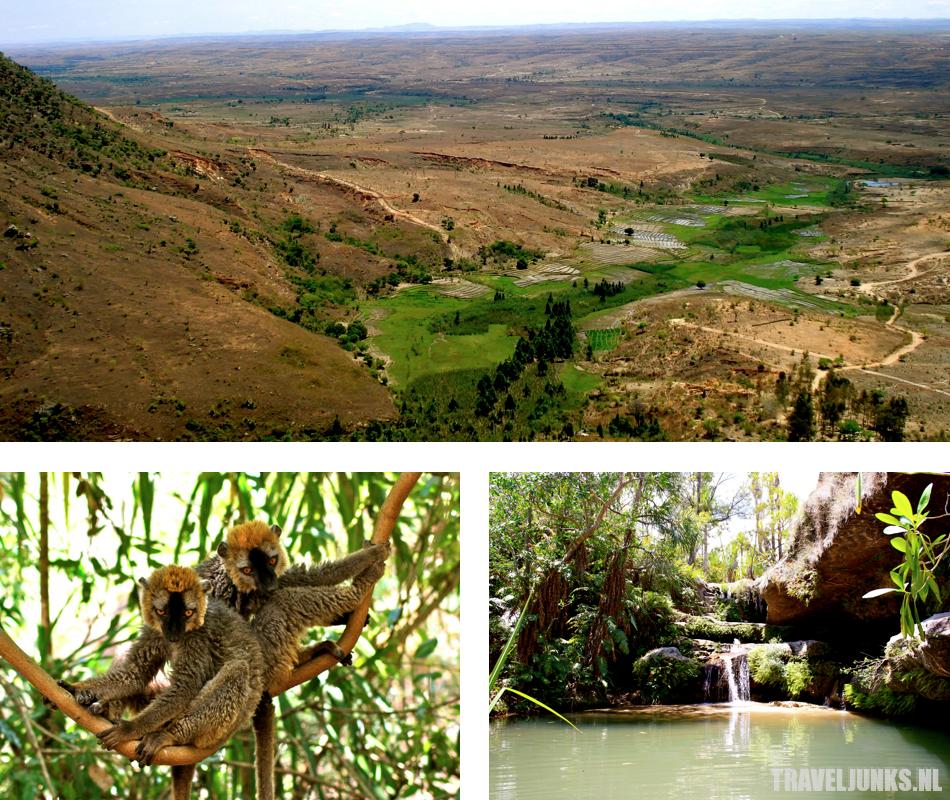 Madagaskar Isalo