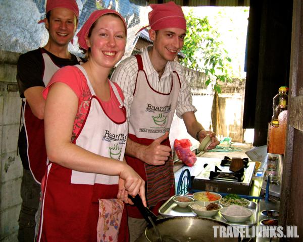 Thaise curry zelf bereiden
