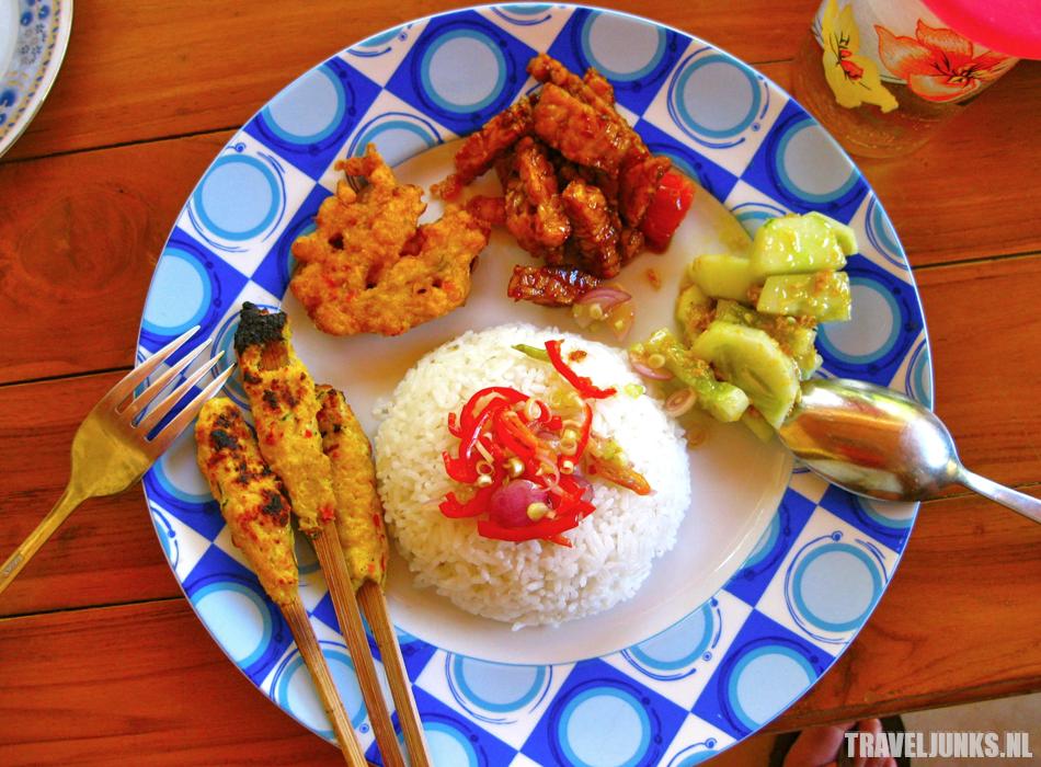 Bali Ubud kookcursus