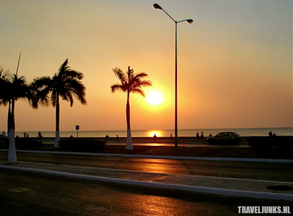 Campeche boulevard