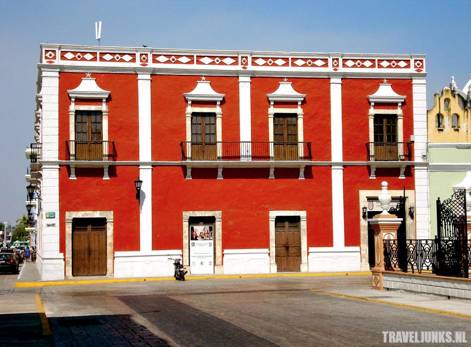 Campeche stadhuis