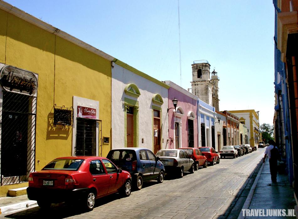 Campeche straat