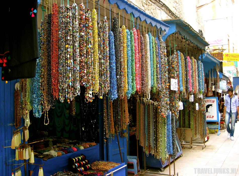Marokko kralen