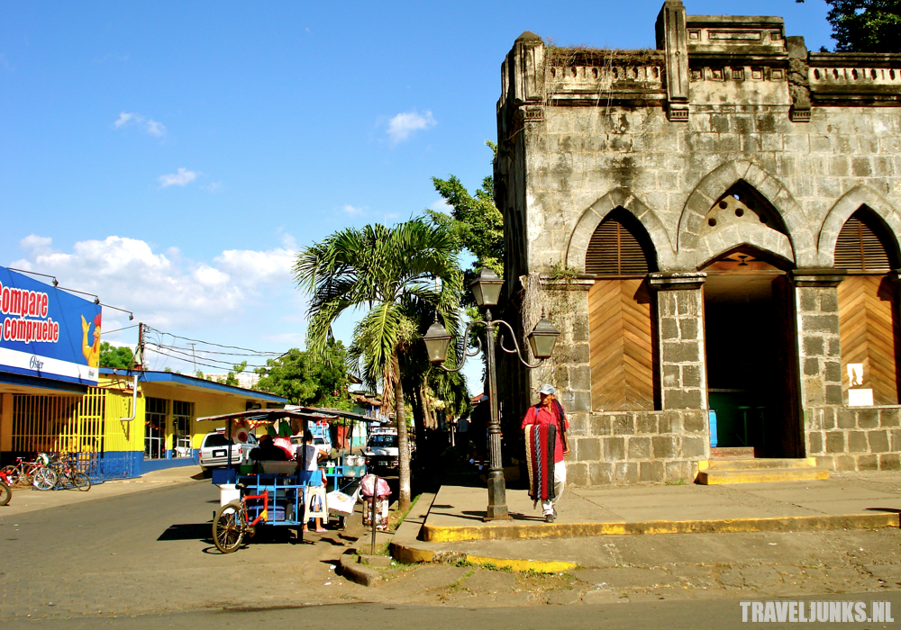 Masaya markt